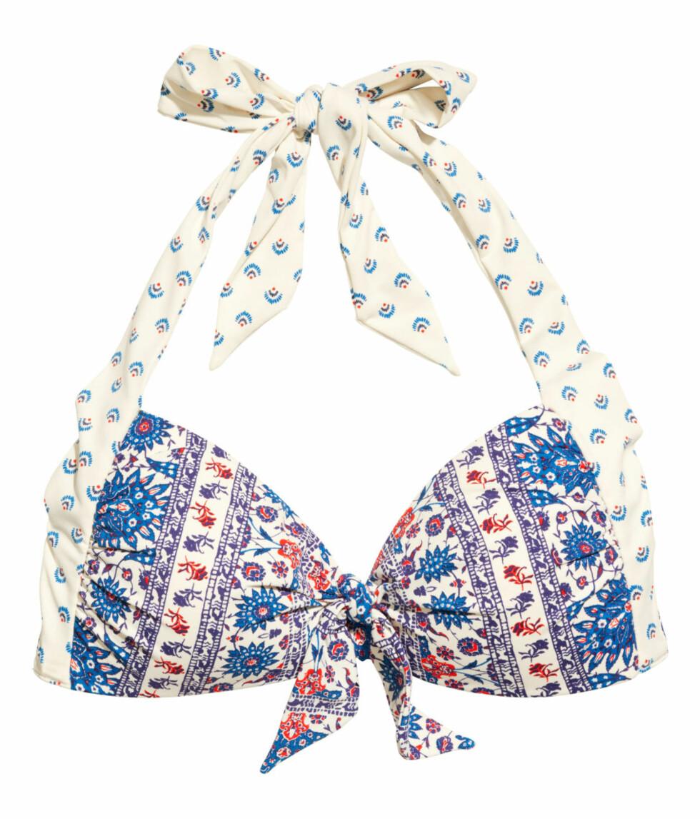 Bikinioverdel fra H&M, kr 149. Foto: Produsenten