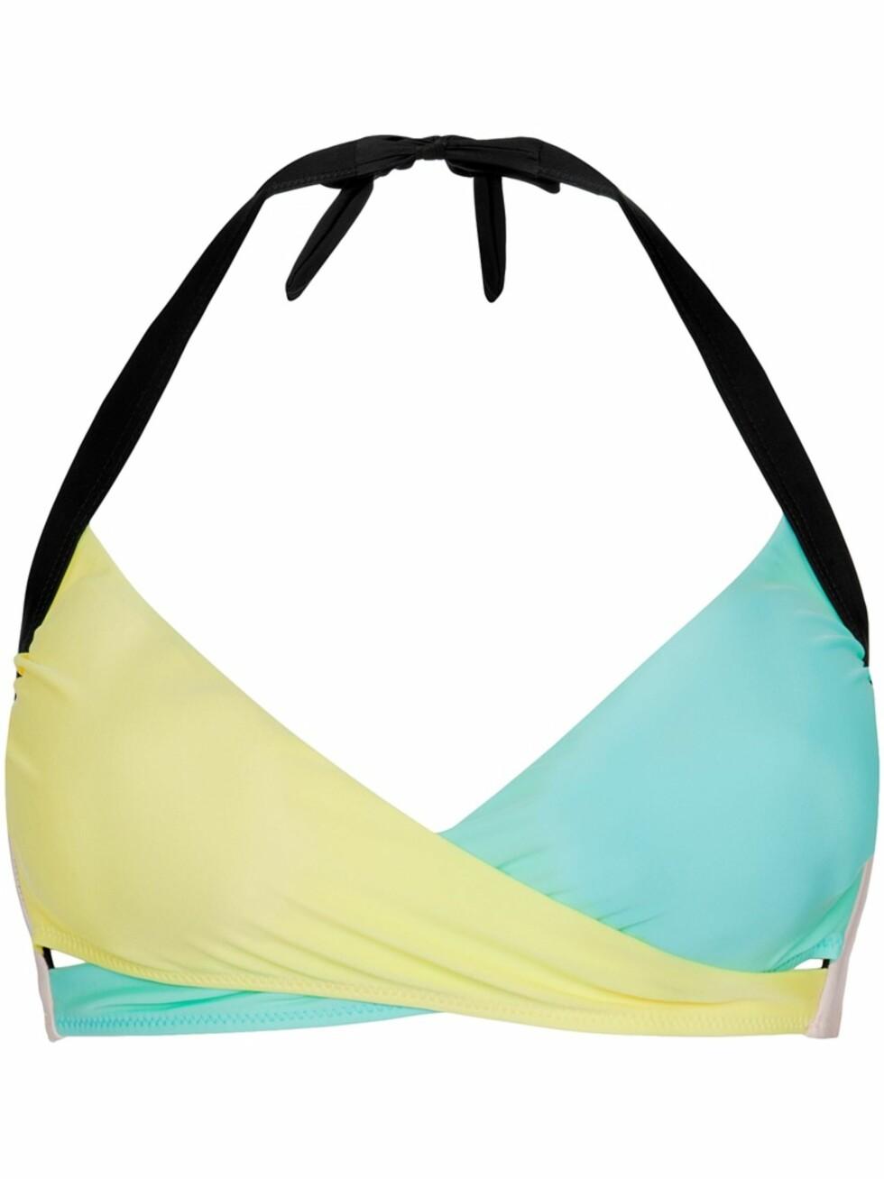 Bikinitopp fra Kappahl, kr 149. Foto: Produsenten