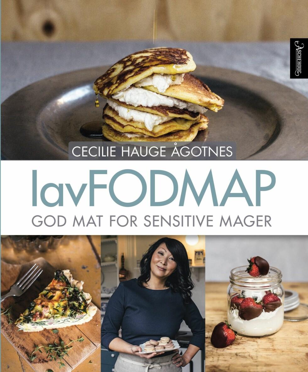 NY BOK: Kokeboken er utgitt på Aschehoug forlag og koster kr 349.
