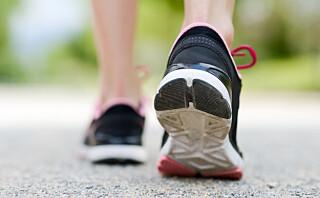 På tide med nye joggesko?