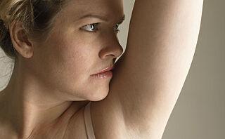 Slik kan du redusere overdreven svetting