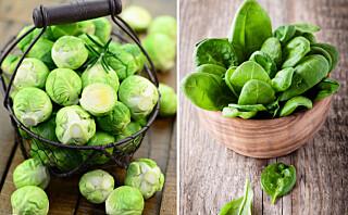 6 grønnsaker med høyt proteininnhold