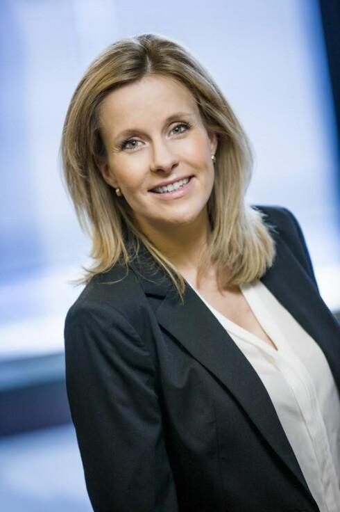 EKSPERTEN: Kristina Picard er forbrukerøkonom i Storebrand.  Foto: Storebrand
