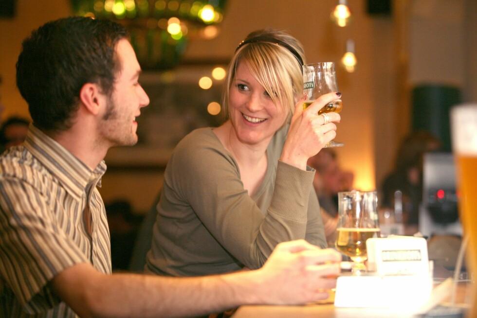 INTIMT: Humor og samhørighet kan være et like sterkt lim i forholdet som sex. Foto: IMAGO/ All Over Press