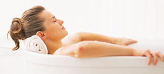 Nå skal «alle»ha badekar