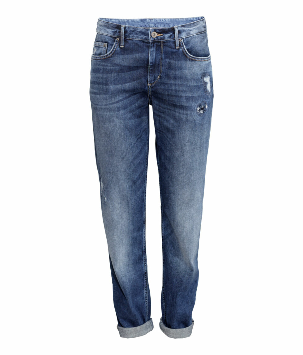 Jeans fra H&M, 399 kr. Foto: Produsenten.