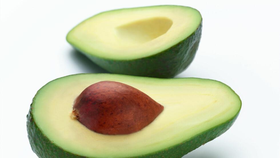 AVOKADO ER SUNT: Du kan med fordel spise en avokado hver dag. Foto: All Over Press