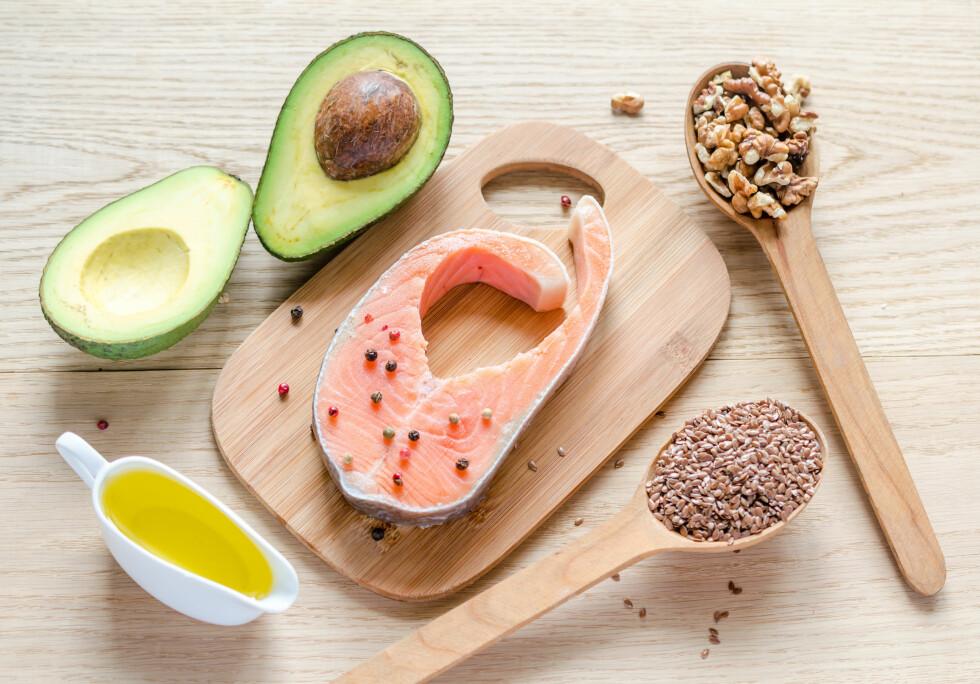 FISK ER BEST: Fet fisk eller fiskeolje som tran er den beste kilden til omega-3, så sørg for å få dette inn i kostholdet ditt.  Foto: alex9500 - Fotolia