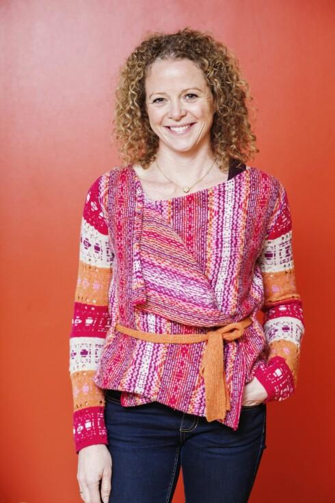 BRA PÅ TUR: Jeanette Roede oppfordrer deg til å ta med sunn mat på tur.