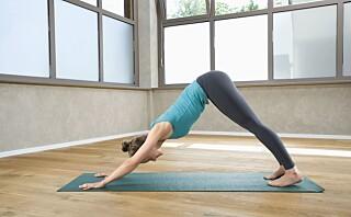 Blir du slank og veltrent av yoga?