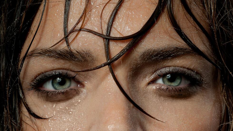 <strong>BARE Å VASKE:</strong> Ifølge  frisør og hårstylist Peter Vonkunz Brun vil ikke håret ditt ta skade av å vaskes hver dag, så fremt du bruker en mild sjampo.  Foto: Svetlana Fedoseeva - Fotolia