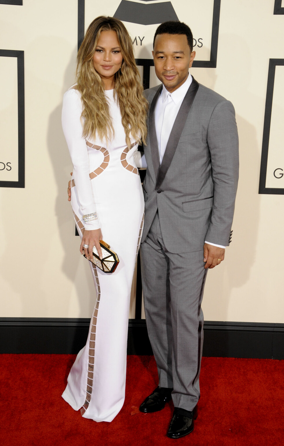 John Legend and Chrissy Teigen Foto: Picture Perfect/REX/All Over Press