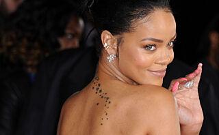 Hva har skjedd med Rihanna (26)?