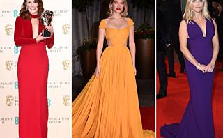 BAFTA-festens mest sexy