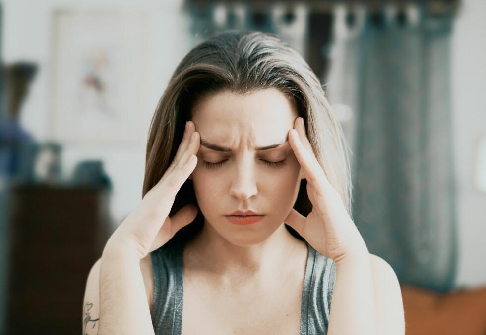STRESS: Er du ofte stresset? Da bør du prøve øvelsen eksperten anbefaler.  Foto: Two Brains Studios - Fotolia