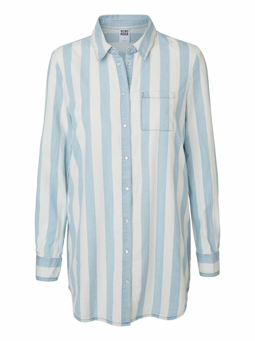 Skjorte fra Vero Moda, kr 349,95. Foto: Produsenten.