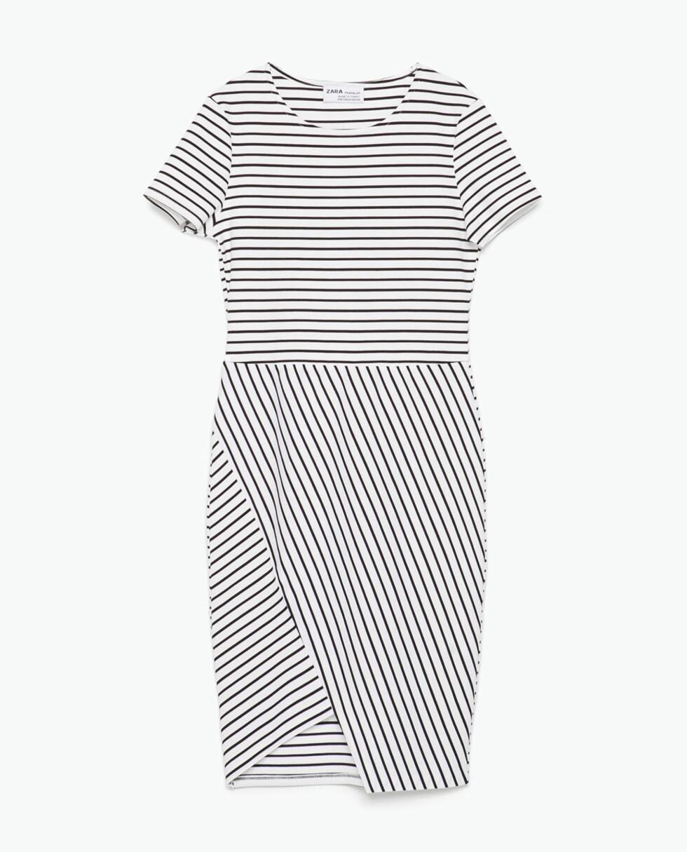 Kjole fra Zara, 199 kr. Foto: Produsenten.