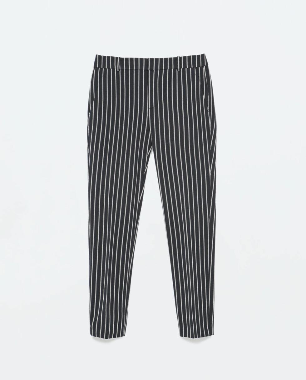 Bukse fra Zara, 399 kr. Foto: Produsenten.
