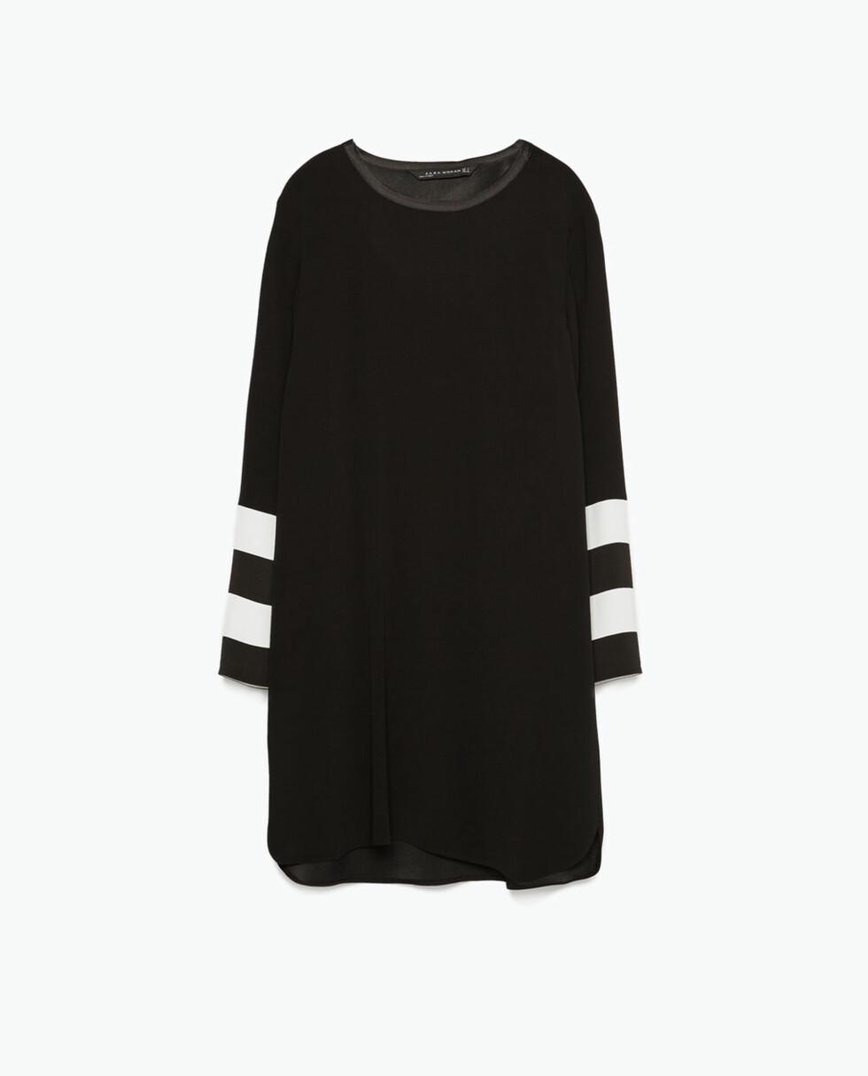 Kjole fra Zara, 559 kr. Foto: Produsenten.