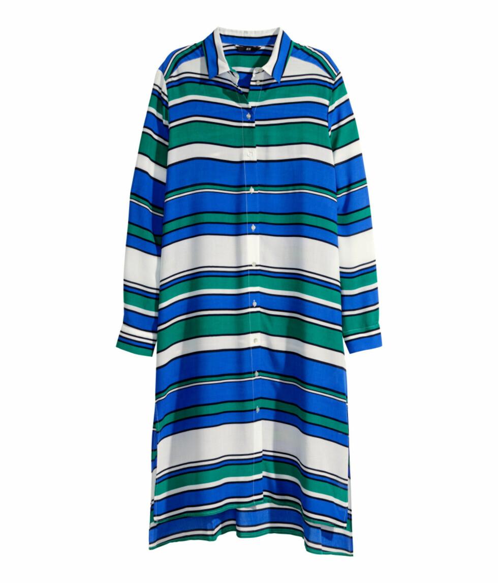 Kjole fra H&M, 199 kr. Foto: Produsenten.