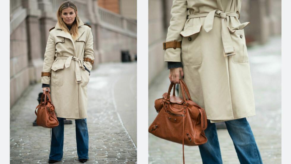 DAGENS BLOGGSTIL: Gjør som STYLEmag-blogger Janka Polliani og kombiner gamle og nye trender i samme antrekk.  Foto: Polliani.com