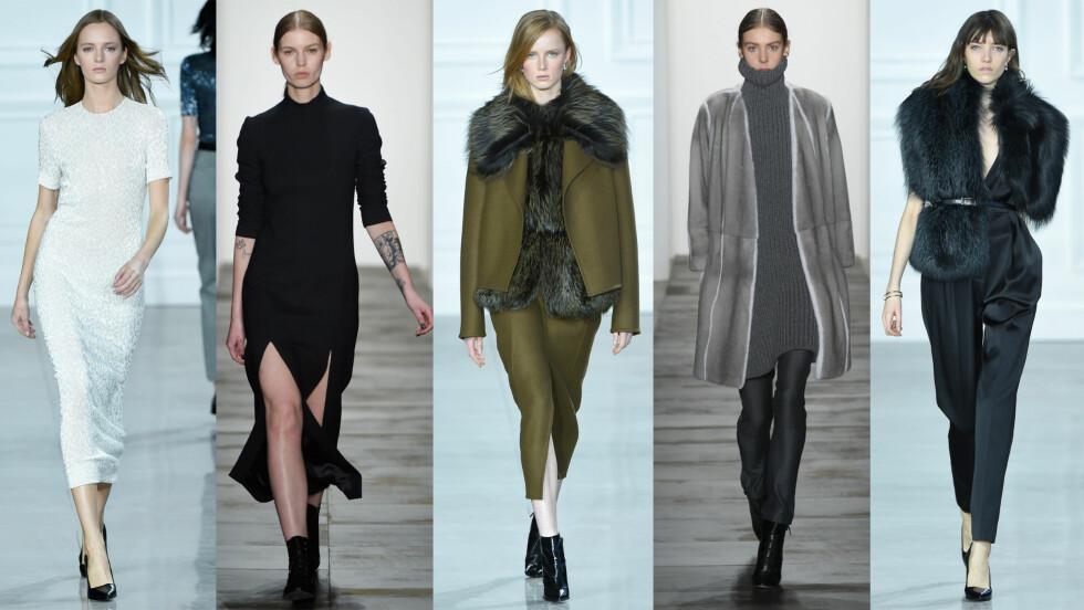 <strong>FRA DAG 2:</strong> Sjekk høydepunktene fra den andre dagen av New York Fashion Week.