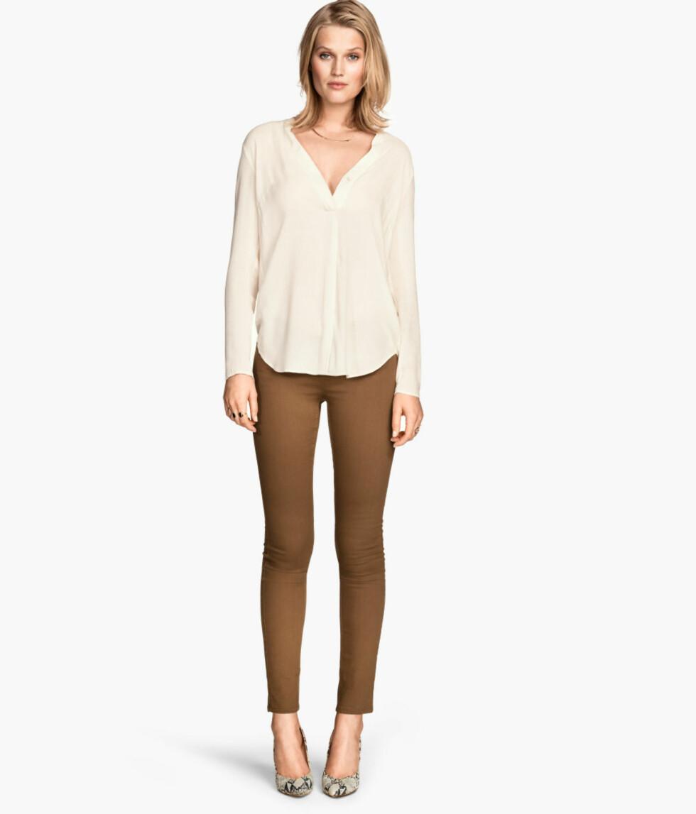 Bukse fra H&M, 149 kr. Foto: Produsenten.