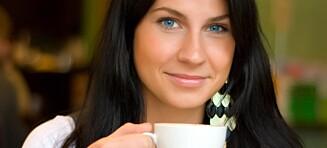 Kaffe, te, melk og vin kan ødelegge for jernopptaket