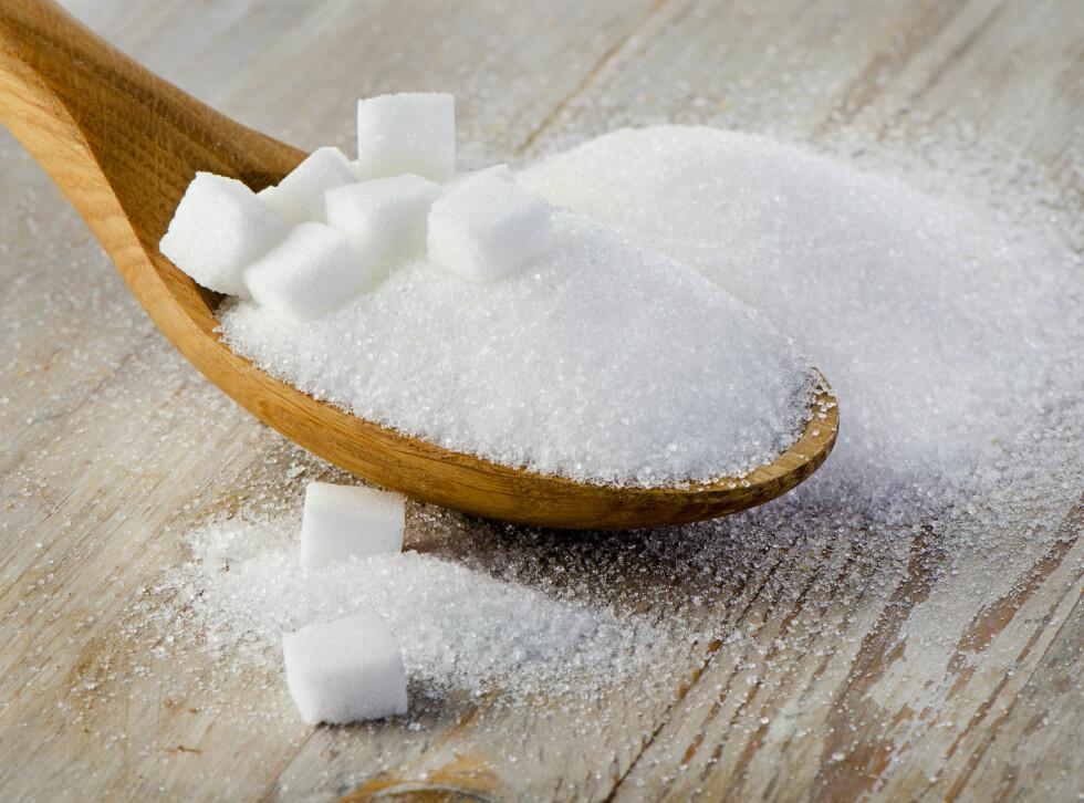 <strong>TRE TYPER KARBOHYDRATER:</strong> Det finnes tre typer karbohydrater; sukker, stivelse og fiber. Sukker er den typen du bør ungå, da dette er raske karbohydrater som kroppen nesten ikke har nytte av.  Foto: bit24 - Fotolia