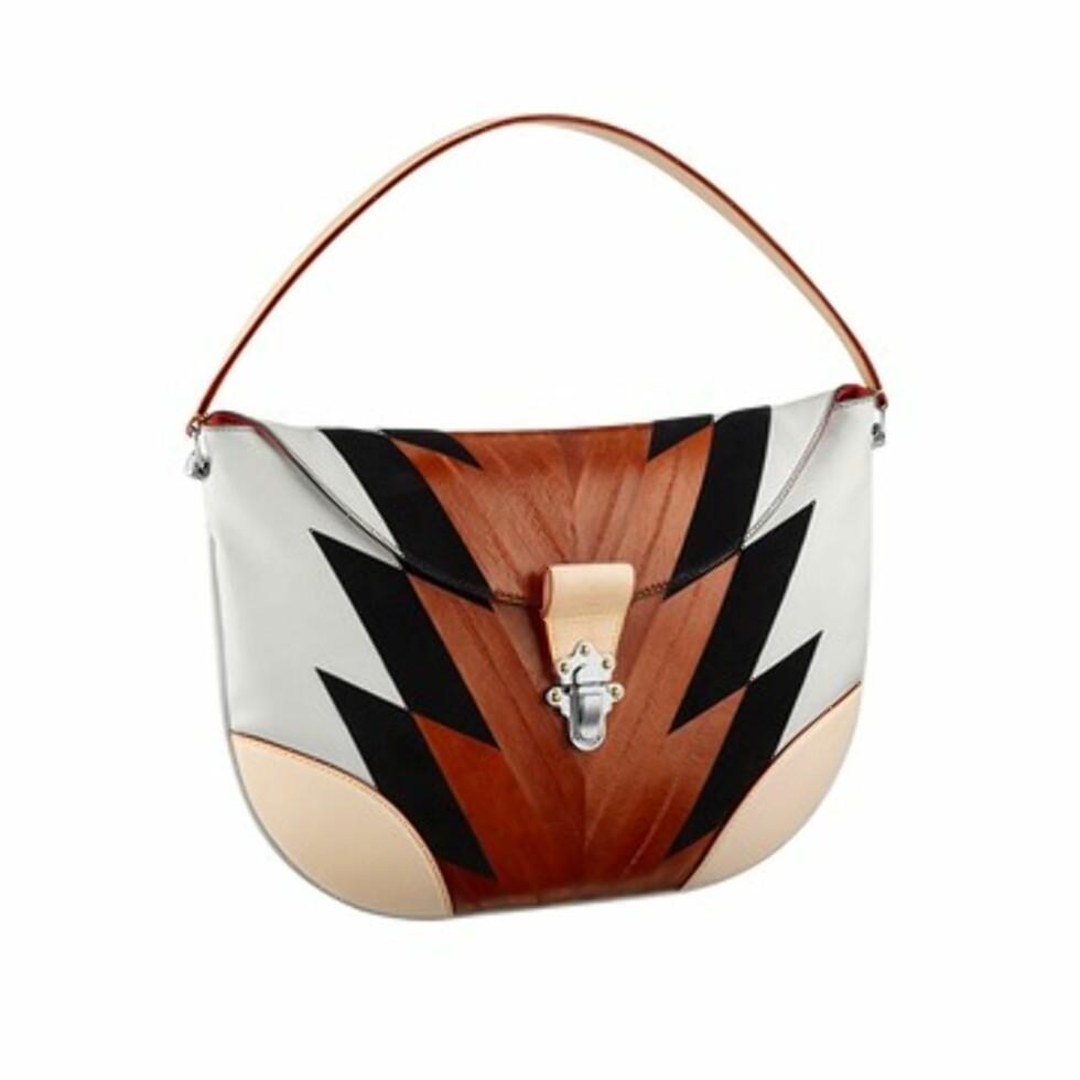 <strong>LOUIS VUITTON:</strong> Louis Vuitton Besace Ronde Bag. Foto: Vogue.com