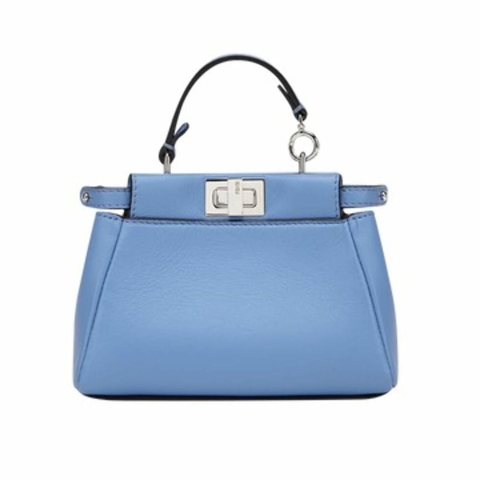 FENDI: Fendi Micro Peekaboo Bag. Foto: Vogue.com