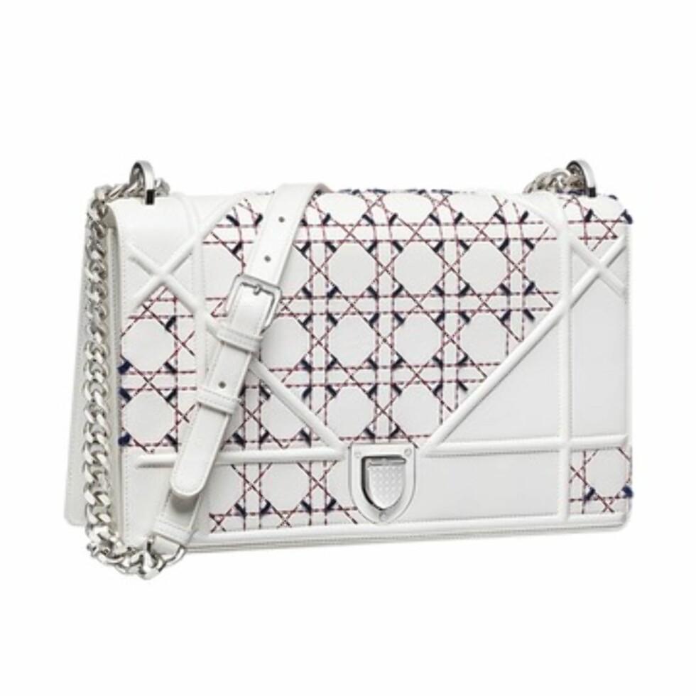 <strong>DIOR:</strong> Dior Diorama Bag. Foto: Vogue.com
