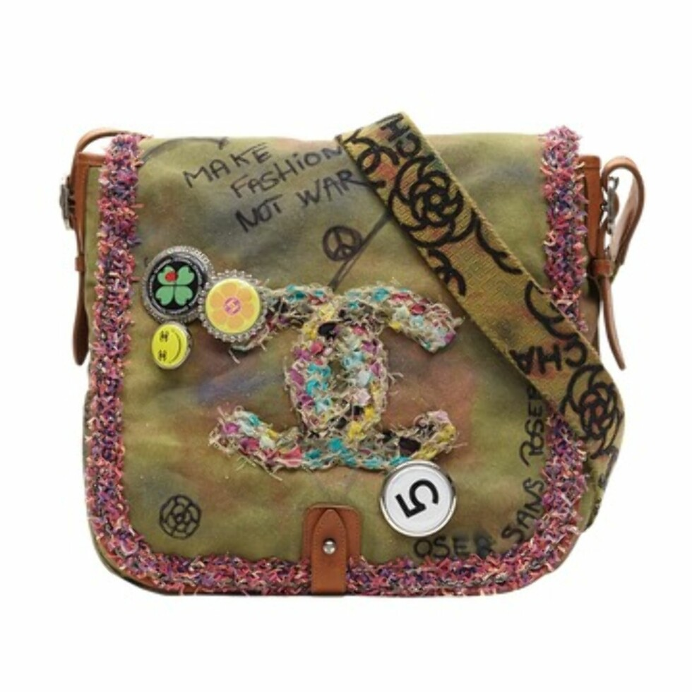 CHANEL: Chanel Flap Bag. Foto: Vogue.com