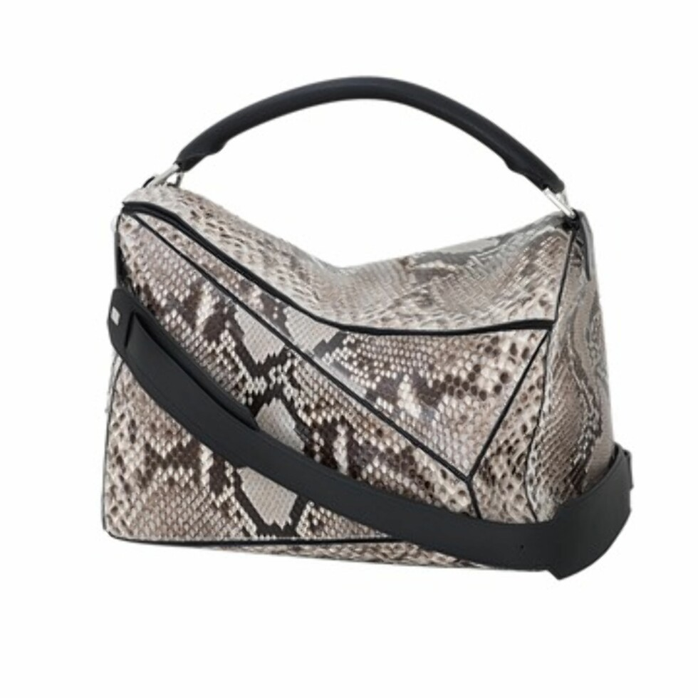 <strong>LOEWE:</strong> Loewe Puzzle Bag. Foto: Vogue.com