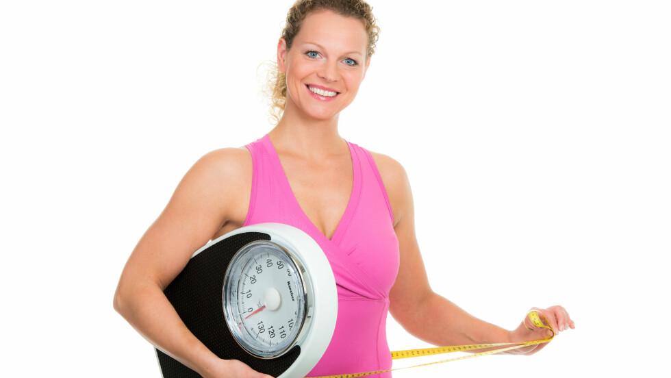 FINN DITT KONDISJONSTALL: Det vil kunne gi deg svar på mer om helsen din, enn BMI gjør.  Foto: Picture-Factory - Fotolia