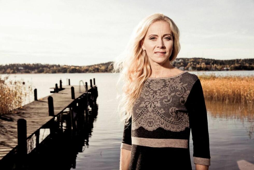 VIKTIG STEMME: Svenske Lena Morin var livredd for faren sin, som brukte henne som sin sexslave. I dag gir hun det store, tabubelagte temaet incest en viktig stemme.  Foto: Rickard L. Eriksson/ All Over Press