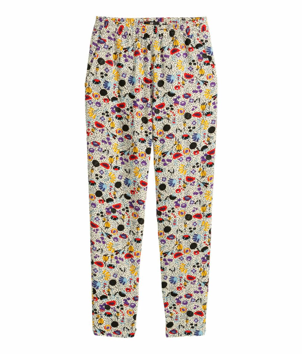 Bukse fra H&M, kr 199.  Foto: Produsentene