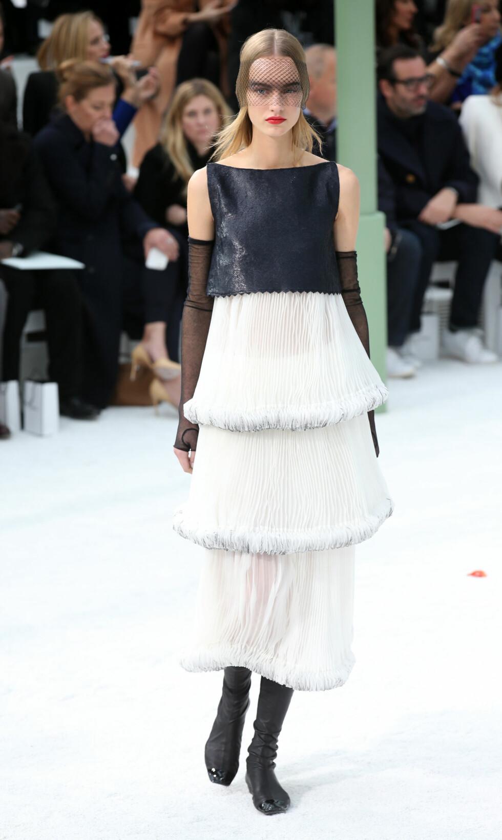 Chanel Foto: REX/All Over Press