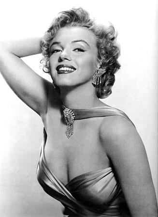 ELSKET VASELIN: Angivelig var den vesle boksen noe av hemmeligheten bak ikoniske Marilyn Monroes skjønnhet. Foto: Courtesy Everett Collection/All