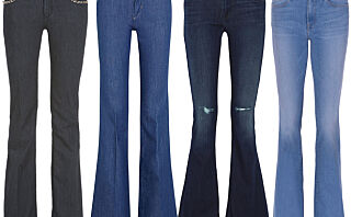 Jeansen som gir flotte former