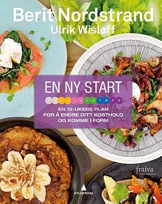 NY BOK: Berit Nordstrand er aktuell med boken «En ny start». Foto: Studio Dreyer Hensley/Gyldendal