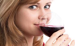 Drikker du deg opp i vekt?