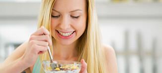 5 sunne ting du kan spise til kvelds