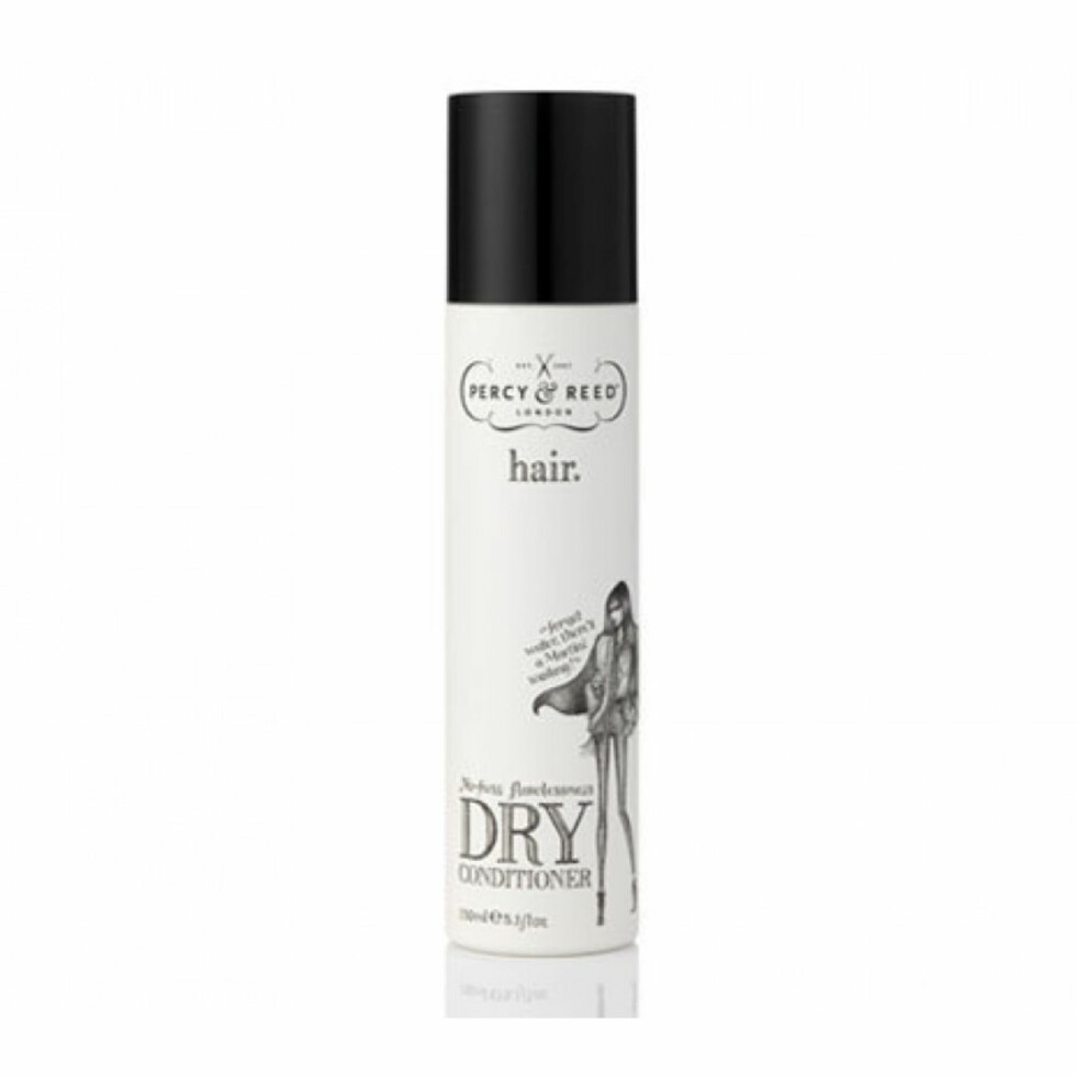 No-Fuss Flawlessness Dry Conditioner fra Percy & Reed, kr 169. Foto: Produsenten