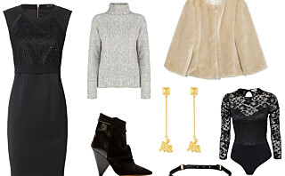 Én kjole - 20 stylingmuligheter