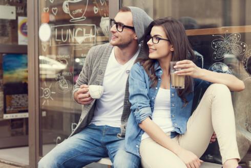 KAFFETID: Den perfekte tiden å drikke kaffe på er faktisk rett før lunsj.  Foto: Fotolia