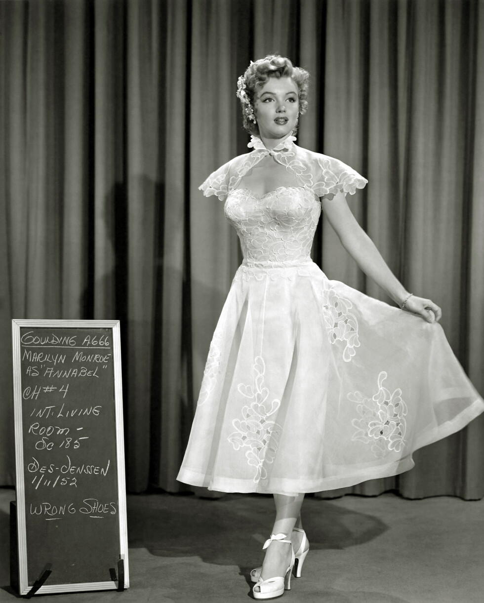 FÅ FRAM DIN INDRE DIVA: Marilyn Monroe i filmen We're Not Married fra 1952  Foto: insight media/All Over Press