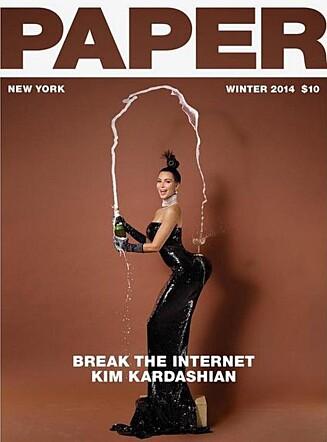 BREAK THE INTERNET?: Det var det koreanske Psys Gangnam Style som gjorde.