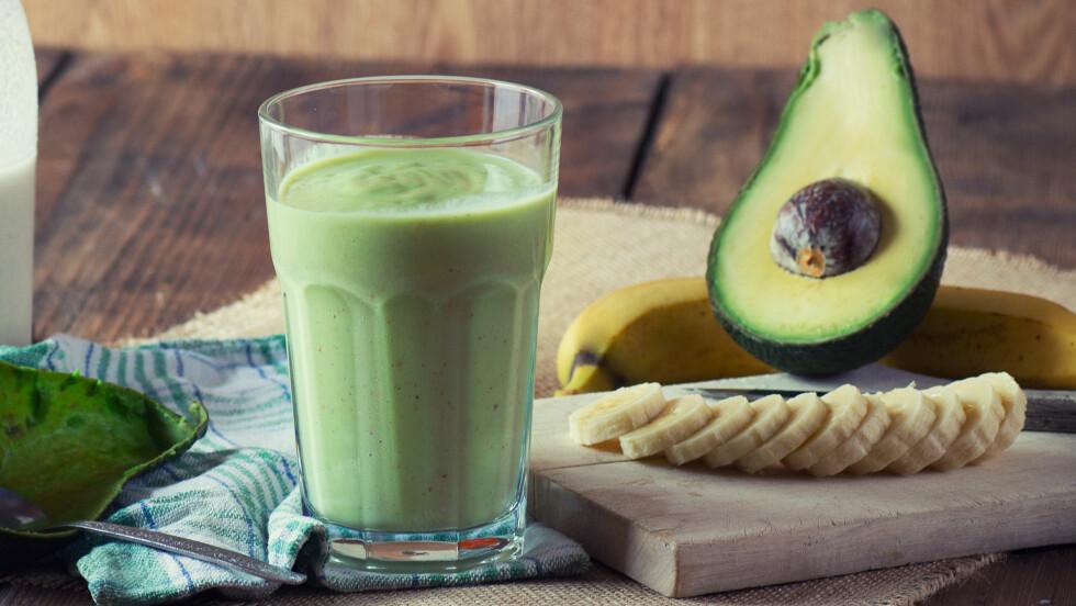 GI KROPPEN PÅFYLL AV KALIUM: Det bidrar til å regulere væskebalansen og er et lurt valg til frokost dagen derpå. Foto: lecic - Fotolia