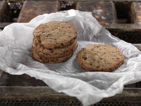 Morten Shakenda står bak disse deilige cookies'ene som du nå kan lage selv.
